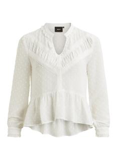 objgemma l/s blouse a ta 23030700 object blouse gardenia
