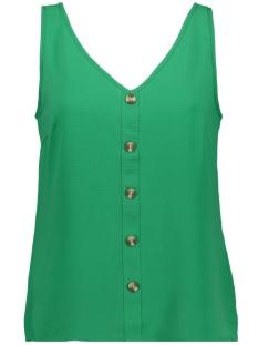 vmsasha s/l button top color 10215421 vero moda top holly green