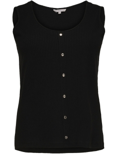 Only Carmakoma Top CARDIONA SL TOP 15176185 Black