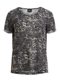 Object T-shirt OBJANIME S/S TESSI TEE A LMT 11 23030265 Gardenia/LEO