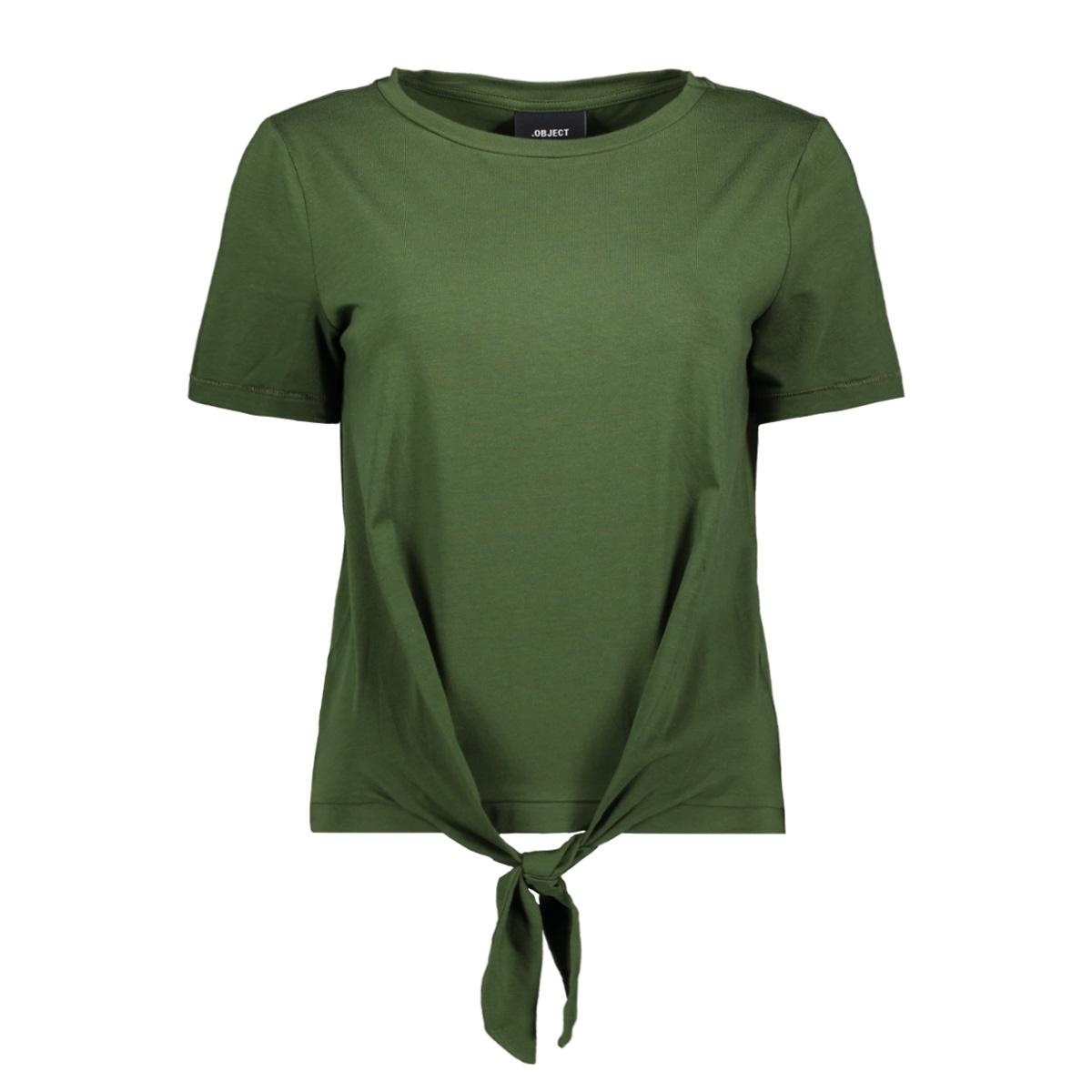 objstephanie maxwell s/s top season 23029400 object t-shirt black forest