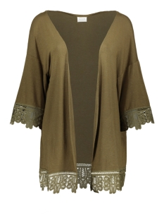 Vila Vest VILUPA COVER UP 14052198 Dark Olive