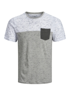 Produkt T-shirt PKTAUK NEP MELANGE TEE SS 12153677 Sharkskin