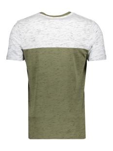 pktauk nep melange tee ss 12153677 produkt t-shirt dusty olive