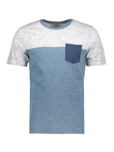 Produkt T-shirt PKTAUK NEP MELANGE TEE SS 12153677 Bluestone