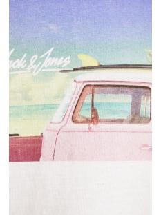 jorhotel tee ss crew neck 12152660 jack & jones t-shirt cloud dancer
