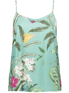 Vero Moda Top VMSIMPLY EASY SINGLET TOP 10211478 Wasabi/TROPICANA