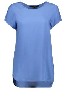 Vero Moda T-shirt VMBOCA SS BLOUSE COLOR 10104053 Granada Sky