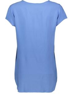 vmboca ss blouse color 10104053 vero moda t-shirt granada sky