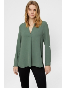 vmannie ls top wvn 10214383 vero moda blouse laurel wreath