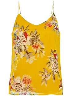 Vero Moda Top VMWONDA NILLY SINGLET EXP Lemon Curry/Lea
