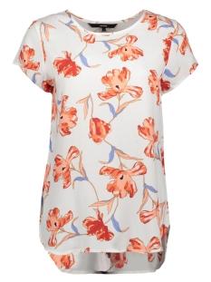 vmboca ss blouse multi aop 10132802 vero moda t-shirt snow white/tenilla