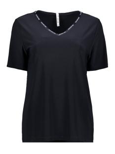 Zoso T-shirt BILLY SPLENDOUR TOP 192 NAVY