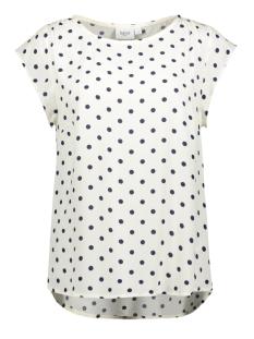 Saint Tropez T-shirt T SHIRT MET STIPPEN PRINT T1131 1053