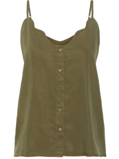 Noisy may Top NMENDI LISE SL TOP X 27007403 Olive Night