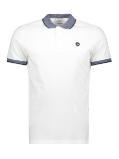 Jack & Jones Polo JORDEXTER POLO SS 12152550 Cloud Dancer