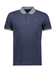 Jack & Jones Polo JORDEXTER POLO SS 12152550 Total Eclipse