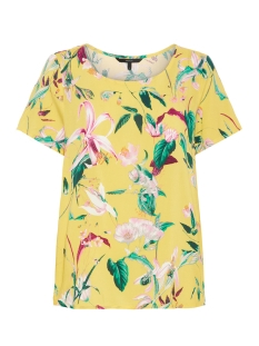 Vero Moda T-shirt VMSIMPLY EASY SS TOP 10211480 Yarrow/TRILLE