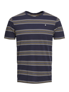 Jack & Jones T-shirt JORDAWSON TEE SS CREWNECK 12152494 Total Eclipse