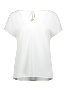 Vero Moda T-shirt VMROSA SS TOP BOO WVN 10213739 Snow White