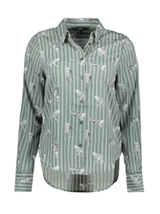 vmnicky l/s shirt d2-1 10193878 vero moda blouse laurel wreath