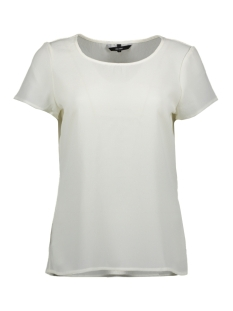 Vero Moda T-shirt VMSASHA SS TOP COLOR 10215420 Snow White