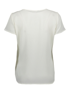 vmsasha ss top color 10215420 vero moda t-shirt snow white