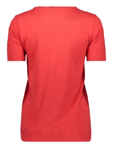onlvaya reg s/s top box co/sl jrs 15182865 only t-shirt high risk red/sweet