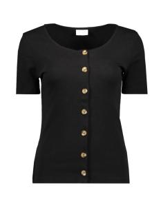 viconia s/s top 14054396 vila t-shirt black
