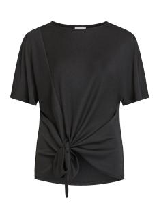 Vila T-shirt VINAMINA S/S T-SHIRT 14052258 Black