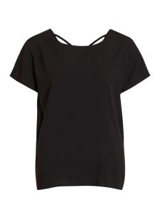 Object T-shirt OBJCLARISSA S/S TOP 103 23029806 Black/SOLID
