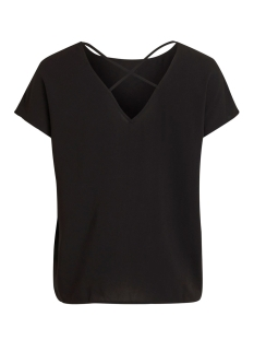 objclarissa s/s top 103 23029806 object t-shirt black/solid