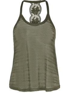 onlmarie lace singlet jrs 15179384 only top crocodile/melange