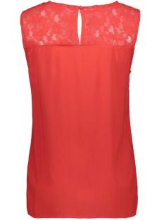 jdyfamous s/l lace top wvn 15174079 jacqueline de yong top high risk red