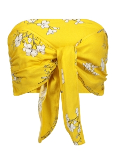 Jacqueline de Yong Top JDYKENYA BONDEAU WVN 15174490 Lemon/CLOUD DANC
