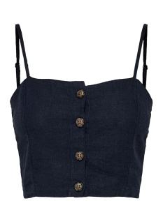 jdykimmi short singlet wvn 15177096 jacqueline de yong top navy blazer