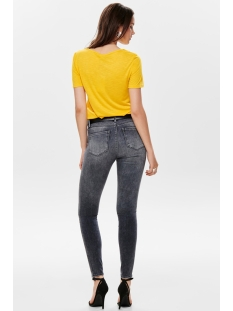 jdydodo s/s top jrs 15154568 jacqueline de yong t-shirt lemon/dtm croche