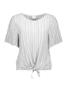Vila T-shirt VIBORA S/S TOP 14052318 Navy Blazer