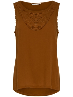 Only Top ONLSABRINA SL TOP WVN 15179602 Sugar Almond