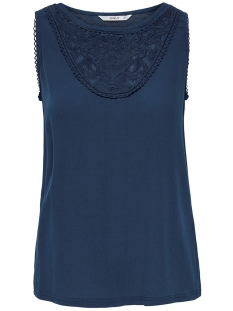 Only Top ONLSABRINA SL TOP WVN 15179602 Insignia Blue