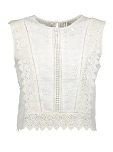 Only Top ONLLORETTA SL BA TOP FANCY 15179102 White