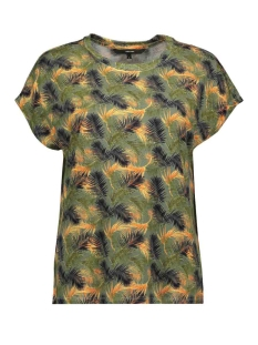 Vero Moda T-shirt VMAVA CHARLEE SS TOP GA JRS LCS 10221118 Laurel Wreath/CHARLEE