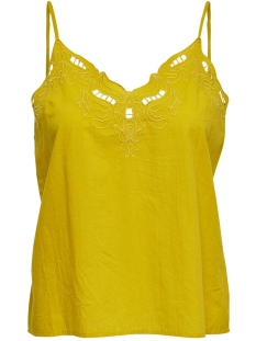 Only Top ONLSIXTY SL BRODERI ANGLAIS TOP FAN 15179099 Ceylon Yellow
