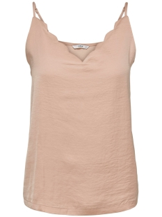 Only Top ONLDEBBIE SINGLET NOOS WVN 15176550 Misty Rose
