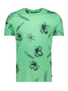 Jack & Jones T-shirt JORROSSI TEE SS CREW NECK 12164664 Spring Bud/SLIM