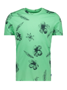 jorrossi tee ss crew neck 12164664 jack & jones t-shirt spring bud/slim
