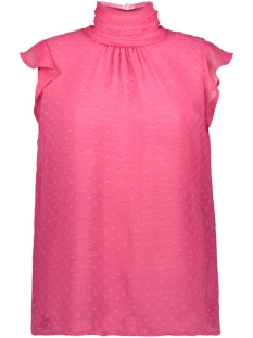 Saint Tropez Top CHIFFON JACQUARD TOP T1086 7357 ROSE