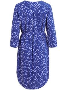 objbay 3/4 dress aop seasonal 23029368 object jurk clematis blue/marie aop
