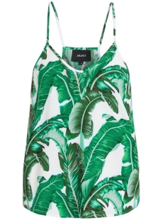 Object Top OBJPALMINA SINGLET  A DIV 23030733 Gardenia/PALM AOP