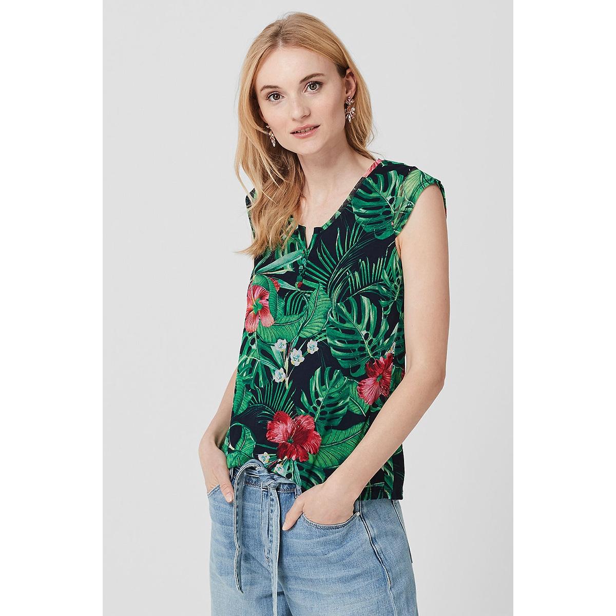 t shirt met v hals 05906346331 s.oliver t-shirt 59a9